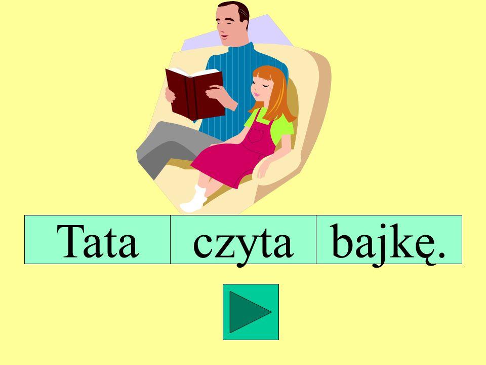 Tatabajkę.czyta