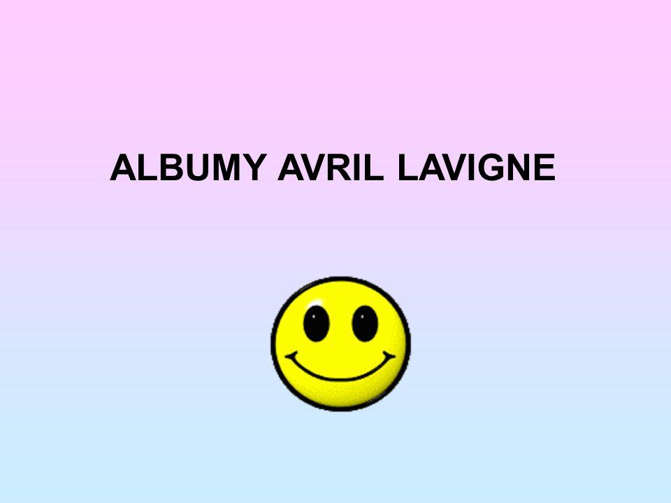 ALBUMY AVRIL LAVIGNE