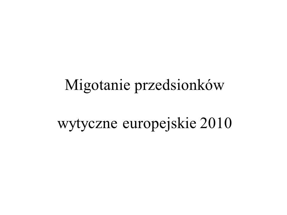Migotanie przedsionków wytyczne europejskie 2010