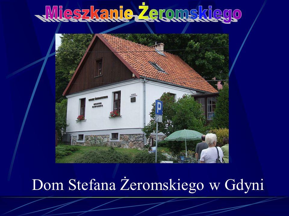 Dom Stefana Żeromskiego w Gdyni