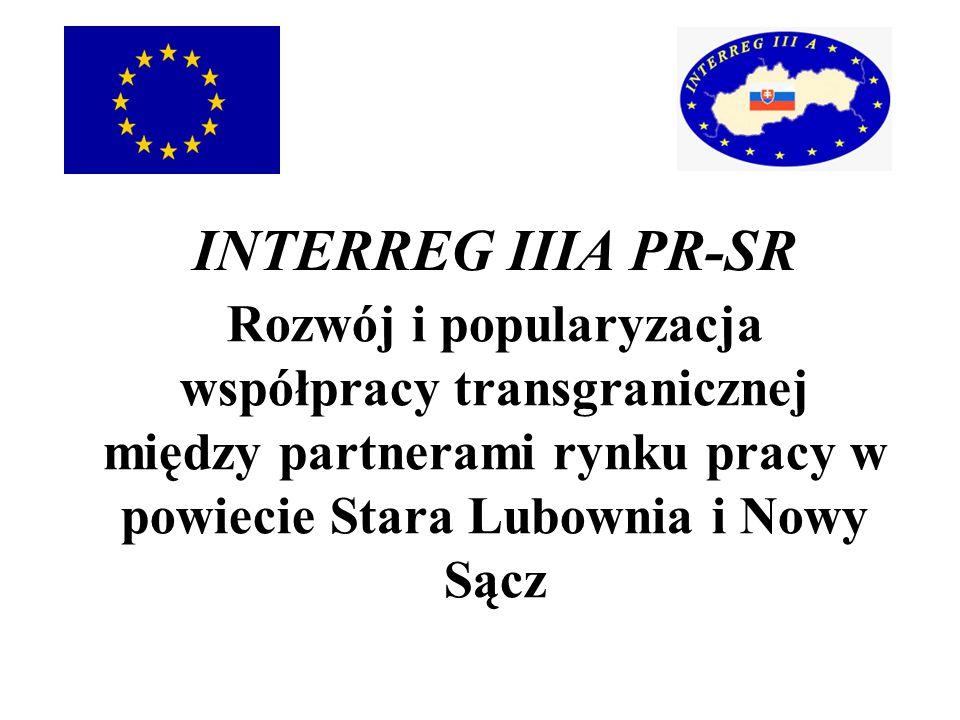 Główne informacje o powiecie Stará Ľubovňa Liczba mieszkańców: 51 539 (31.12.2005) Liczba mieszkańców aktywnych zawodowo : 21 428 Ilość miejscowości: 44 (łącznie z 2 miastami) Liczba podmiotów gospodarczych: Małe: 125 ( 6 913 ) Duże: 864 ( 4 803 ) Osoby prowadzące samodzielną działalność gospodarczą: 5 100 Średnia stopa bezrobocia: - r.2006:10,02% ( 10,92%, 9,23%, + - 1,69%) -r.2000: 17,51% ( 20,80%, 13,88%, + - 6,92%)
