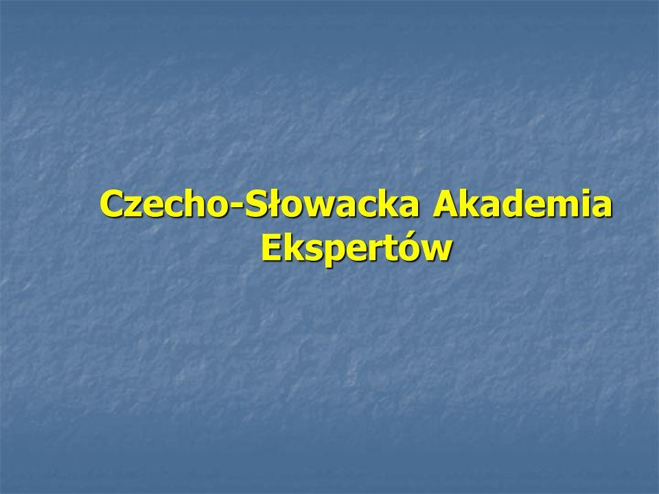 Czecho-Słowacka Akademia Ekspertów
