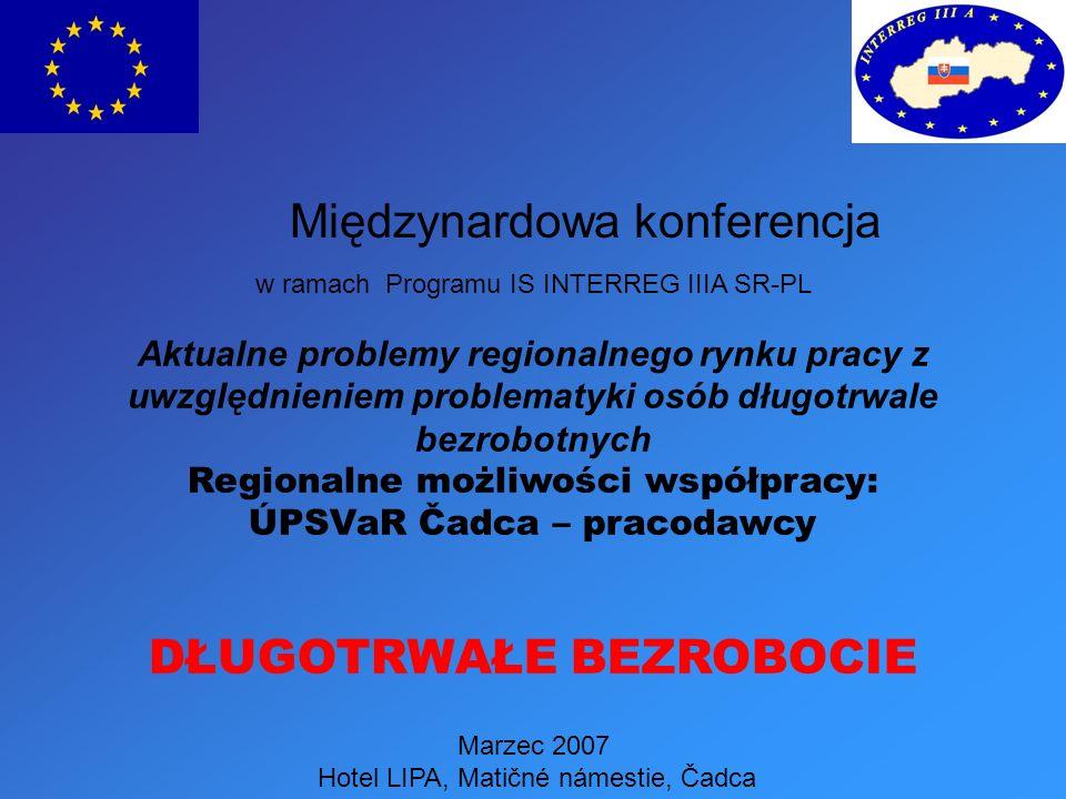 Udział kobiet NUTS IV: ČA, KM NO (2004,05,06..07) Mobilność kobiet – zdeterminowana w sposób wyraźny Regiony z przewagą zasiedlenia wiejskiego Regiony bądące źródłem siły roboczej (mężczyźni) Mężatki r :.2000 59,3 % r : 2006 59,9 % Panny, wdowy, rozwódki r : 2000 33,7 % r : 2006 28,8 % Wzrósł udział rozwódek o 3,5% i wdów o 1,1 %
