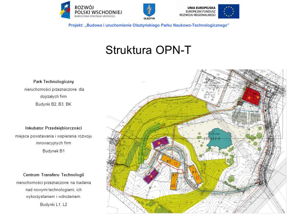 Olsztyński Park Naukowo- Technologiczny zostanie wykonany z materiałów bazujących na nowoczesnych technologiach.
