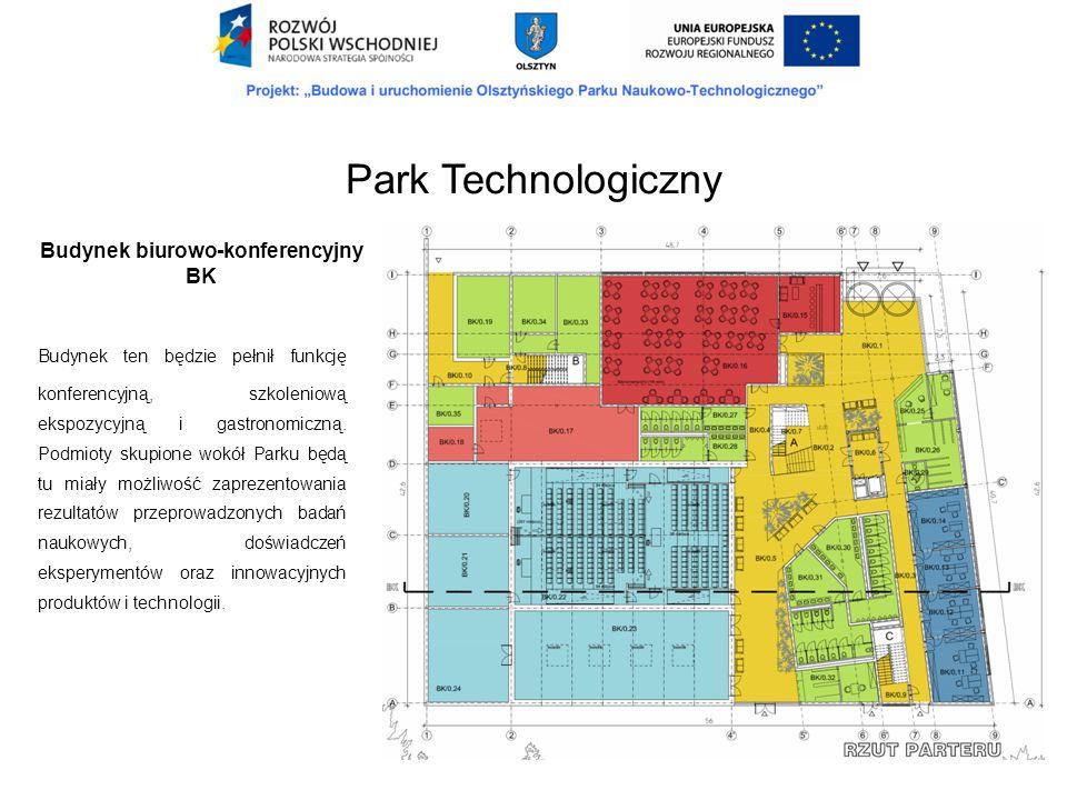 Zagospodarowanie przestrzenne OPN-T umożliwia dalszą jego rozbudowę.