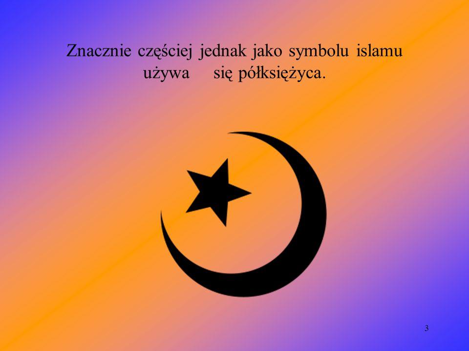 4 ZNACZENIE NAZWY ISLAM ISLAM w języku arabskim oznacza: uległość, posłuszeństwo, całkowite poddanie się woli ALLACHA.