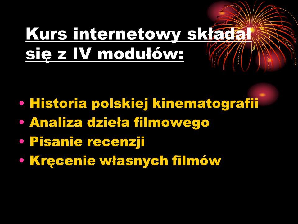 REZULTATY PRACY UCZNIÓW 2 etiudy filmowe: Kibice Górnego Śląska , Wojkowice w oczach nastolatków Prezentacja multimedialna podsumowująca projekt.