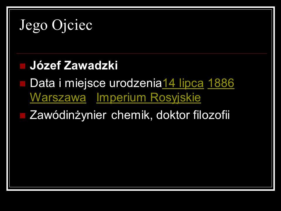 Jedno Z Jego Odznaczeń Polski: Baretka: Order Virtuti Militari (Krzyż Srebrny)