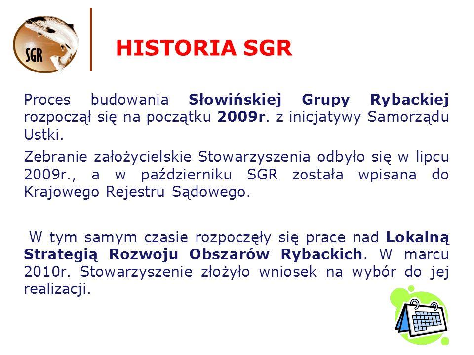 OBSZAR SGR SGR obejmuje tereny należące do woj.pomorskiego i zachodniopomorskiego.