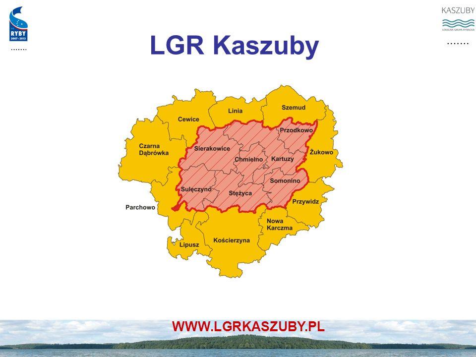 WWW.LGRKASZUBY.PL LGR Kaszuby