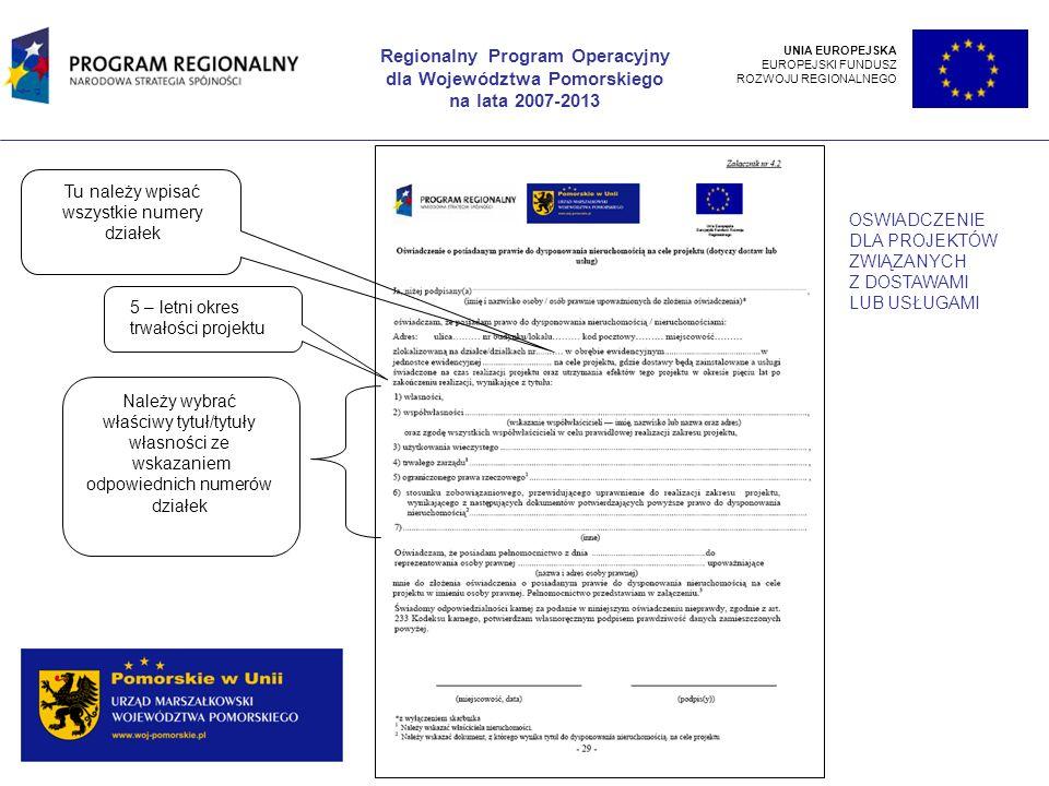 Departament Programów Rozwoju Obszarów Wiejskich ul.