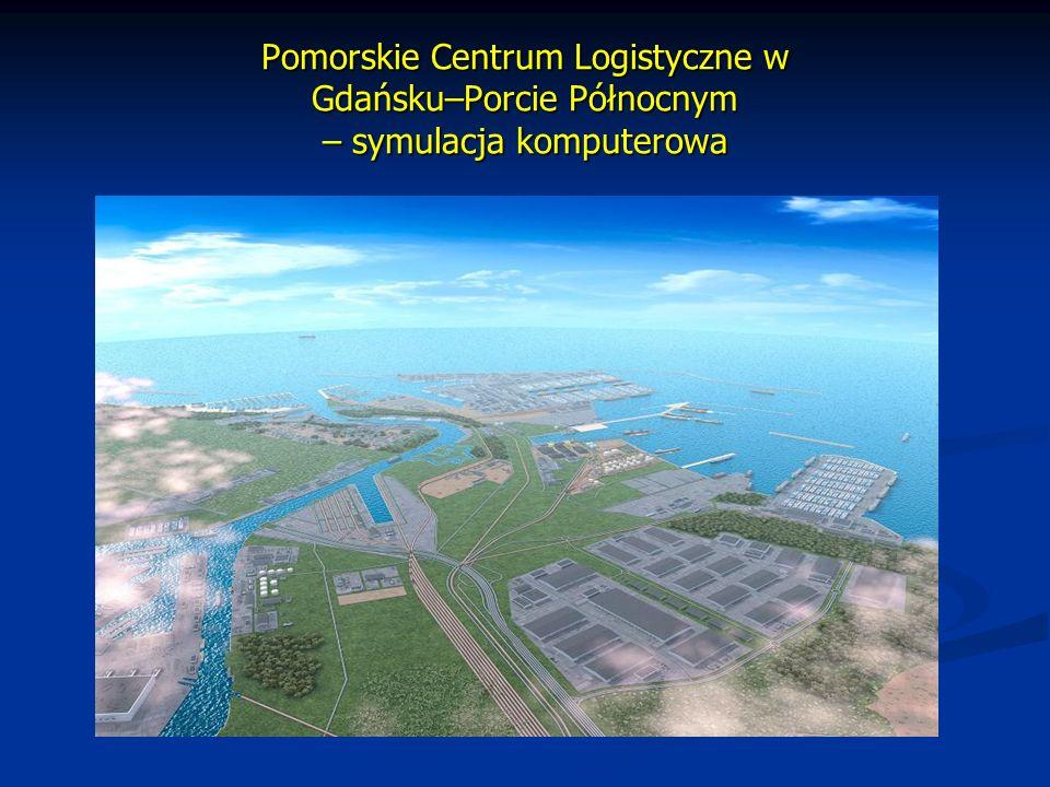 Korzyści dla polskich importerów dzięki wdrożeniu koncepcji 3 x S oraz stworzeniu centrum dystrybucyjnego owoców w porcie polskim lub jego bezpośrednim sąsiedztwie: uniezależnienie się od dostępności lądowych środków transportu (zwłaszcza w szczycie sezonu) uniezależnienie się od dostępności lądowych środków transportu (zwłaszcza w szczycie sezonu) ustabilizowanie ceny transportu ustabilizowanie ceny transportu skrócenie czasu dostawy z kilku dni do zaledwie kilku godzin skrócenie czasu dostawy z kilku dni do zaledwie kilku godzin możliwość bezpośredniego dostępu do towaru loco magazyn Gdynia/Gdańsk możliwość bezpośredniego dostępu do towaru loco magazyn Gdynia/Gdańsk poprawa pozycji konkurencyjnej mniejszych importerów, zmniejszenie ryzyka wahań kursów walut poprawa pozycji konkurencyjnej mniejszych importerów, zmniejszenie ryzyka wahań kursów walut przejęcie czynności spedycyjno-transportowych, dokumentacyjnych, celnych, sanitarnych, kontrolnych, ubezpieczeniowych, prawnych, bankowych, reklamacyjnych itp.