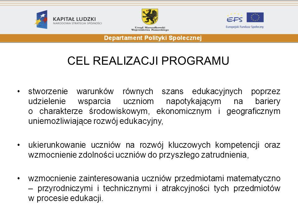 DODATKOWE WYRÓŻNIENIE w ramach Programu pomocy stypendialnej dla uczniów szczególnie uzdolnionych z obszaru województwa pomorskiego na rok szkolny 2007/2008 i 2008/2009 zostaną przyznane wyróżnienia dla stypendystów, którzy w ramach realizacji Indywidualnego Programu Edukacyjnego Ucznia (IPEU) wykażą się największymi osiągnięciami decyzję o przyznaniu wyróżnień podejmie Marszałek Województwa Pomorskiego na wniosek Komisji Stypendialnej.