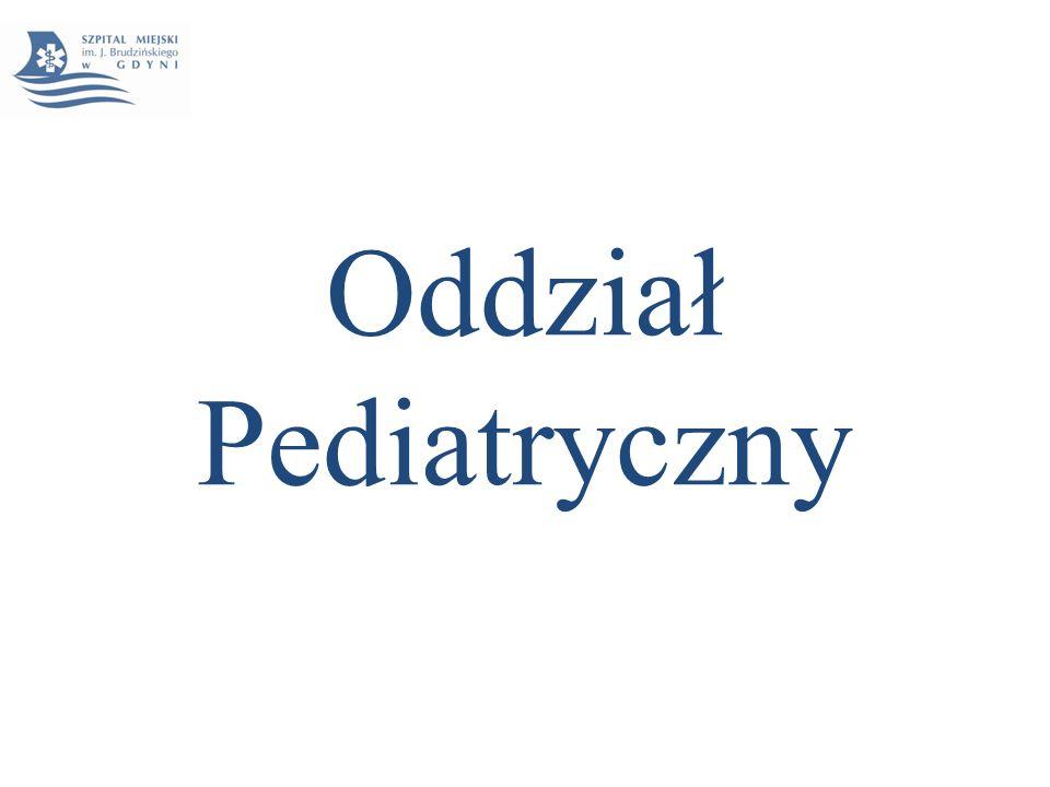 Oddział Pediatryczny