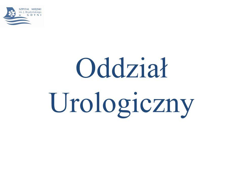Oddział Urologiczny