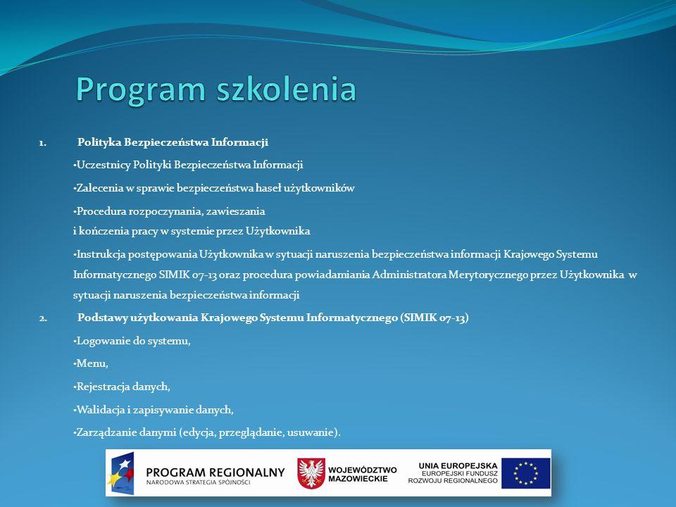 W celu zalogowania do aplikacji należy uruchomić przeglądarkę i wpisać następujący adres: baza produkcyjna : https://www.0713.simik.gov.pl/prod/FLogin/FLogin.aspx baza produkcyjna : https://www.0713.simik.gov.pl/prod/FLogin/FLogin.aspx baza szkoleniowa : https://www.0713.simik.gov.pl/szkol/FLogin/FLogin.aspx baza szkoleniowa : https://www.0713.simik.gov.pl/szkol/FLogin/FLogin.aspx Po załadowaniu strony wyświetli się okno logowanie, gdzie należy wpisać nazwę użytkownika i hasło, a następnie nacisnąć przycisk Podłącz.