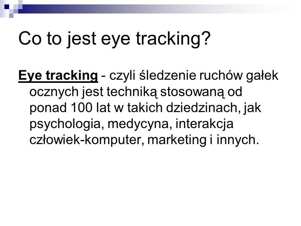 Co to jest eye tracking.
