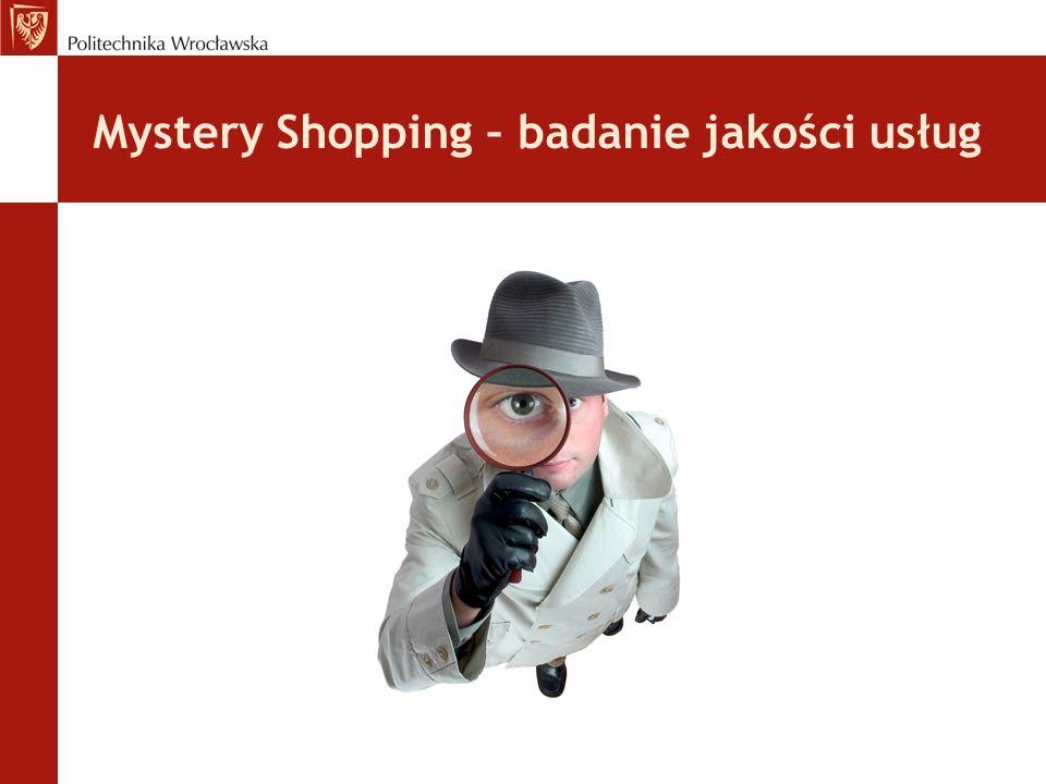 Mystery Shopping – badanie jakości usług