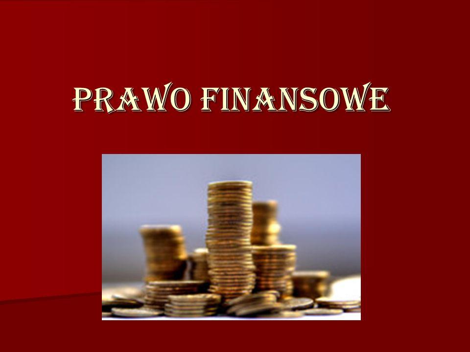 Prawo finansowe normuje gospodarkę finansową państwa i reguluje następujące kwestie: przygotowanie i uchwalanie budżetu państwa (prawo budżetowe) przygotowanie i uchwalanie budżetu państwa (prawo budżetowe) finansowanie działalności państwa w jej różnych formach (gospodarka finansowa) finansowanie działalności państwa w jej różnych formach (gospodarka finansowa) zagadnienia podatkowe dotyczące osób fizycznych i prawnych (prawo podatkowe) zagadnienia podatkowe dotyczące osób fizycznych i prawnych (prawo podatkowe)