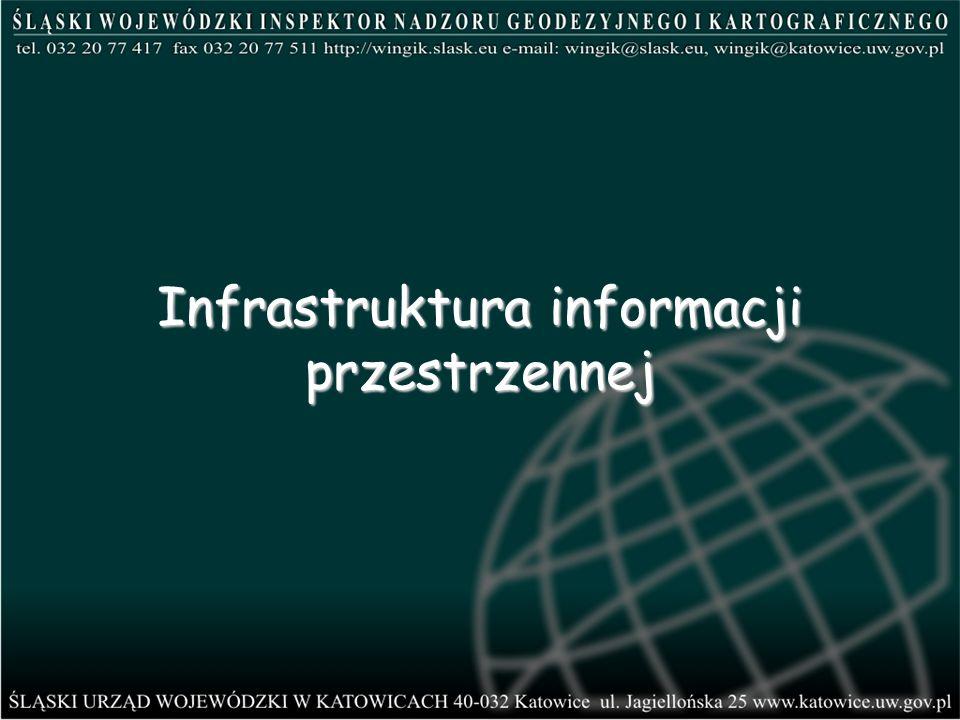 Infrastruktura informacji przestrzennej