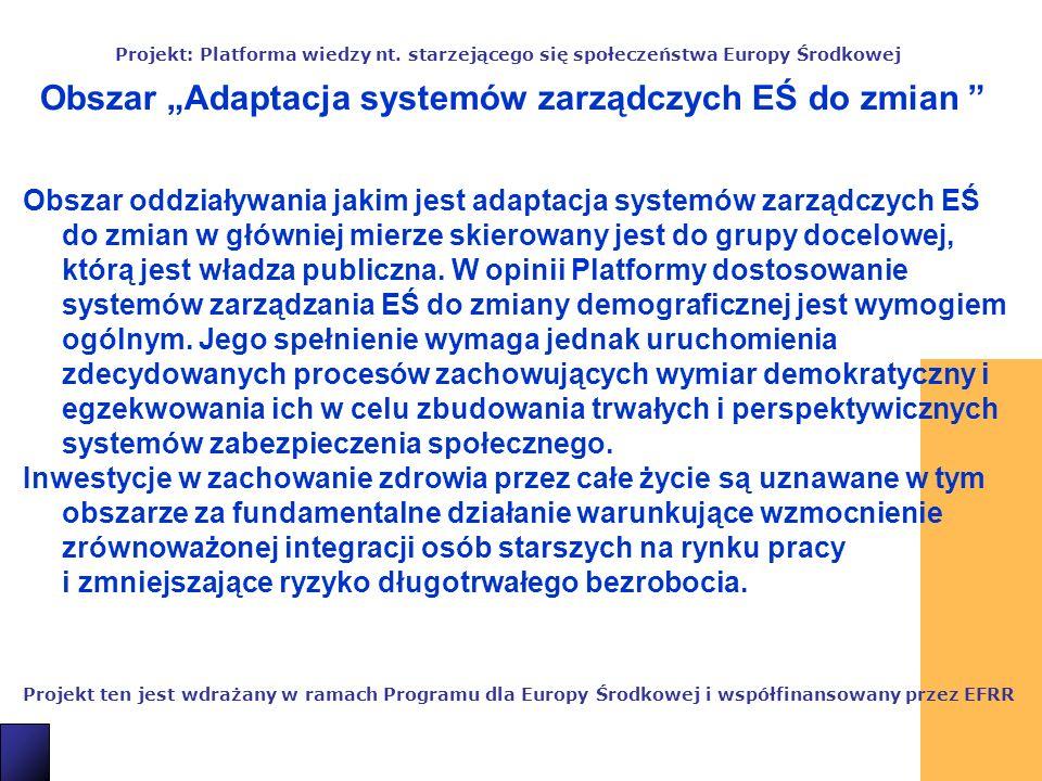 20 Projekt: Platforma wiedzy nt.