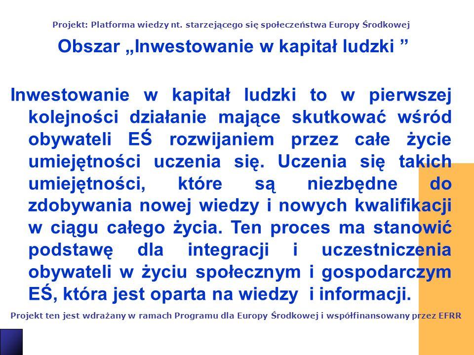21 Projekt: Platforma wiedzy nt.