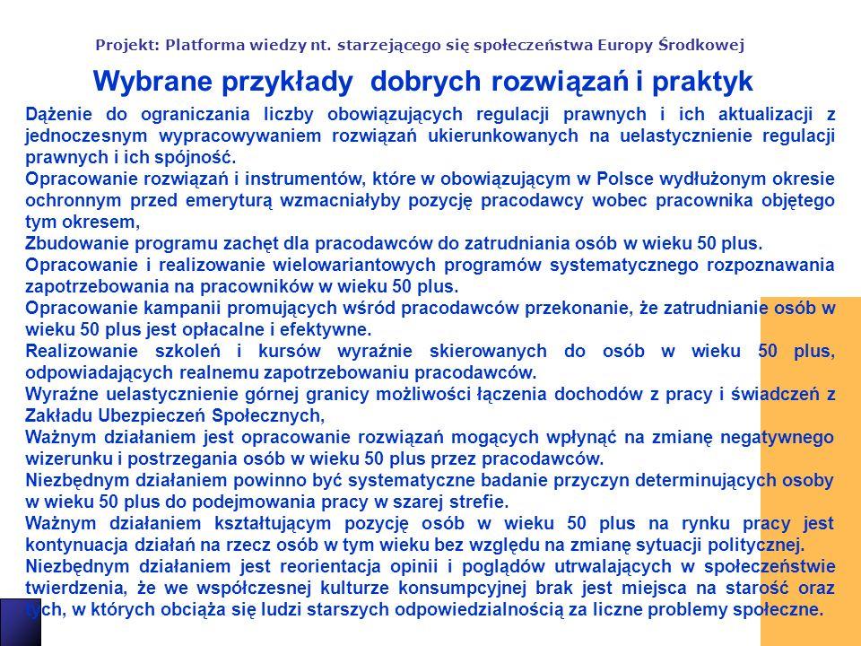 26 Projekt: Platforma wiedzy nt.
