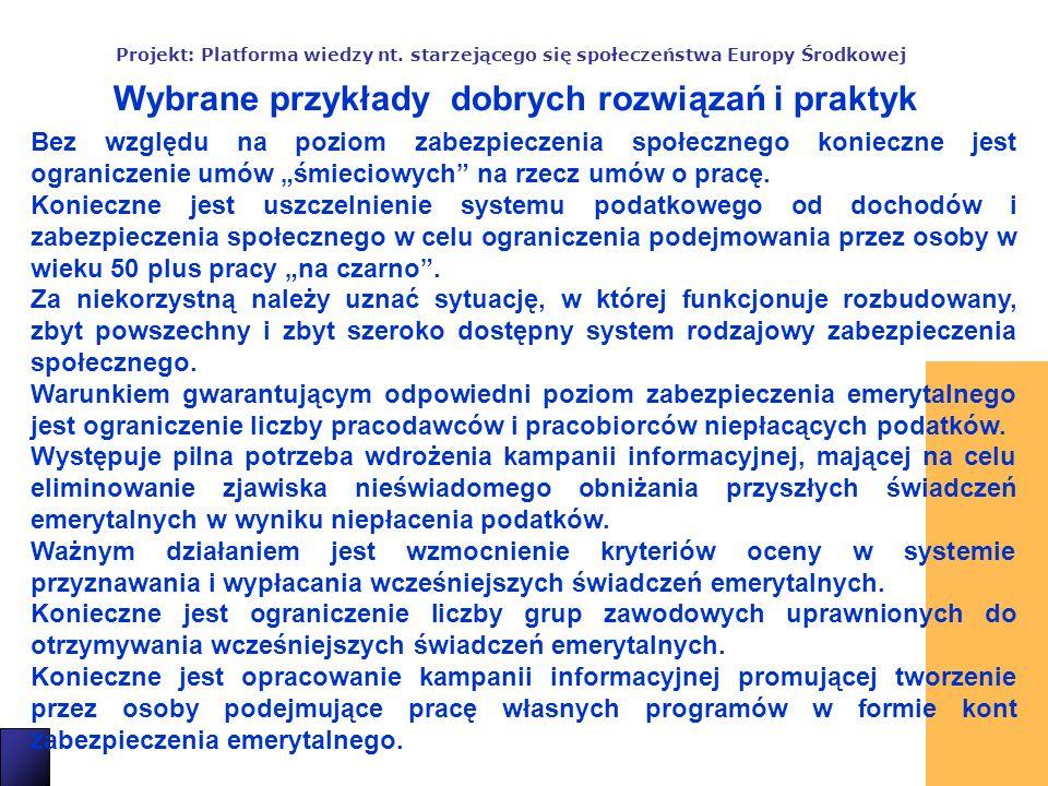 27 Projekt: Platforma wiedzy nt.
