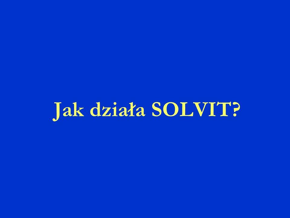 System działa: w oparciu o sieć Centrów SOLVIT utworzonych w strukturach administracji krajowej państw EOG w oparciu o elektroniczną Bazę Danych przy współpracy ekspertów w różnych jednostkach administracji przy współpracy Komisji Europejskiej bezpłatnie