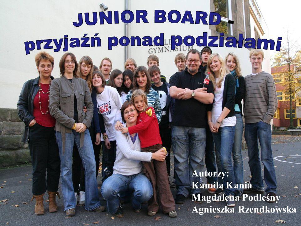 Autorzy: Kamila Kania Magdalena Podleśny Agnieszka Rzendkowska