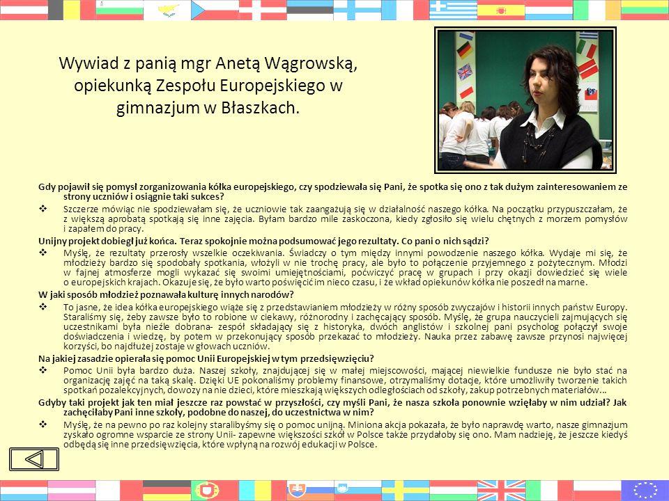 Zespół Marzycielki w składzie: MARTYNA MACIASZCZYK ANITA PERUGA PAULINA ŚNIEGULA z klasy II a Liceum Ogólnokształcącego im.