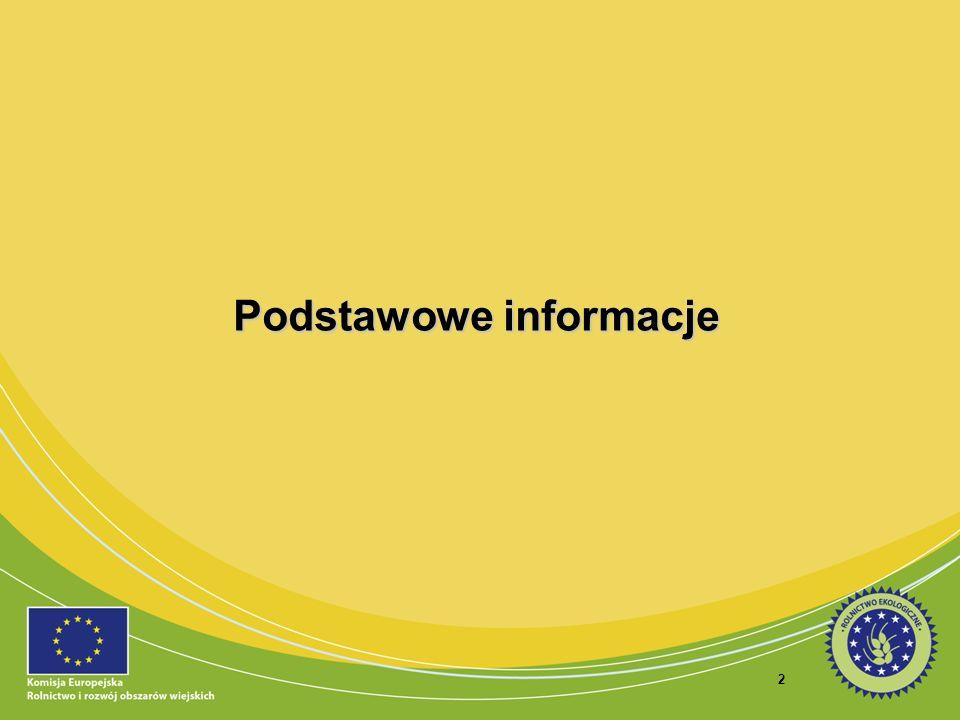 2 Podstawowe informacje