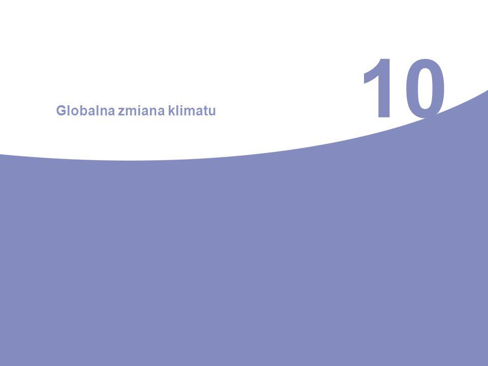 10 Globalna zmiana klimatu