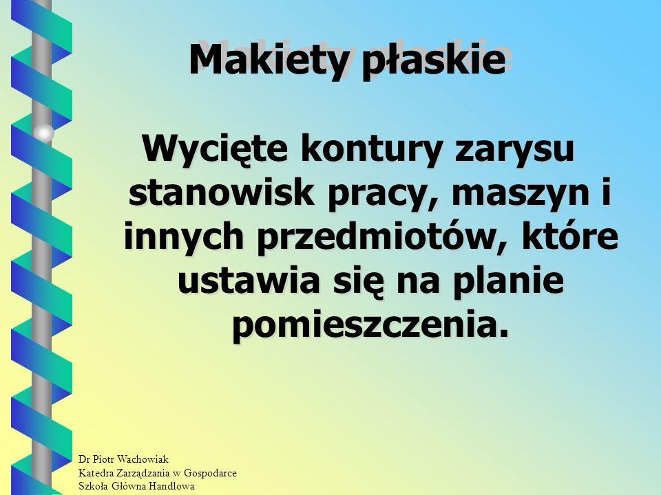 Dr Piotr Wachowiak Katedra Zarządzania w Gospodarce Szkoła Główna Handlowa Technika CPM - procedura Etap I: Rozłożenie przedsięwzięcia na czynności.