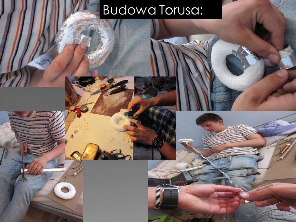 Budowa Torusa:
