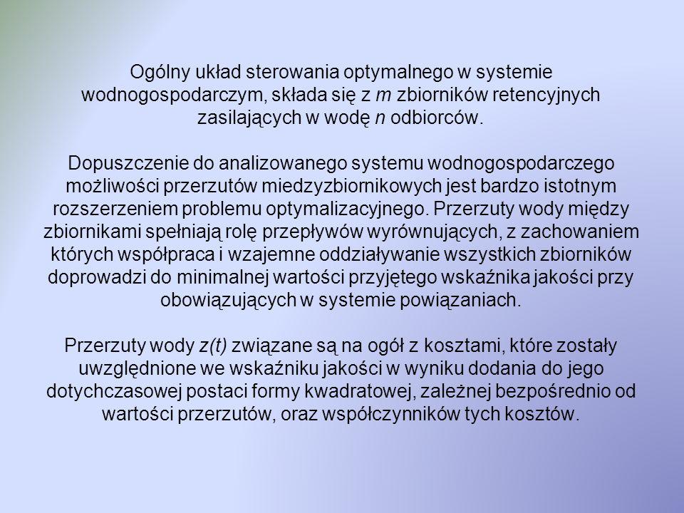 Wariant LWS – PWU Lewe Warunki na trajektoriach stanu Swobodne Prawe Warunki na trajektoriach stanu Ustalone 2a