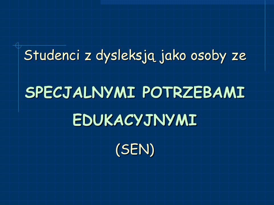 Pyt.14.Czy studenci z dysleksją mogą zdawać egzaminy ustnie zamiast pisemnie.