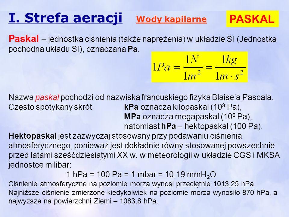 Paskal – jednostka ciśnienia (także naprężenia) w układzie SI (Jednostka pochodna układu SI), oznaczana Pa. Nazwa paskal pochodzi od nazwiska francusk
