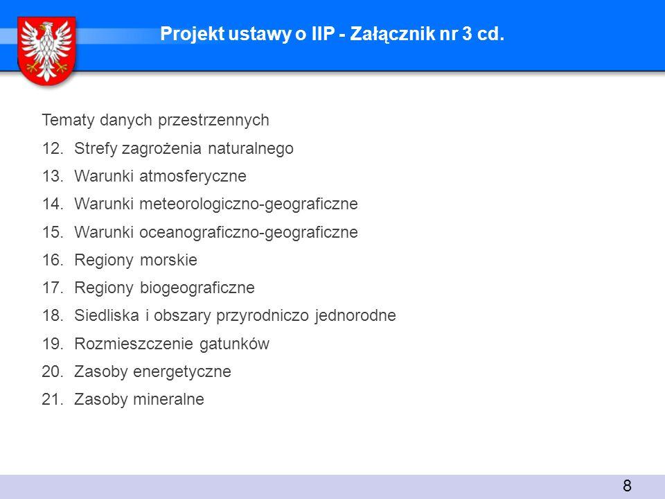 Projekt ustawy o IIP - Załącznik nr 3 cd.