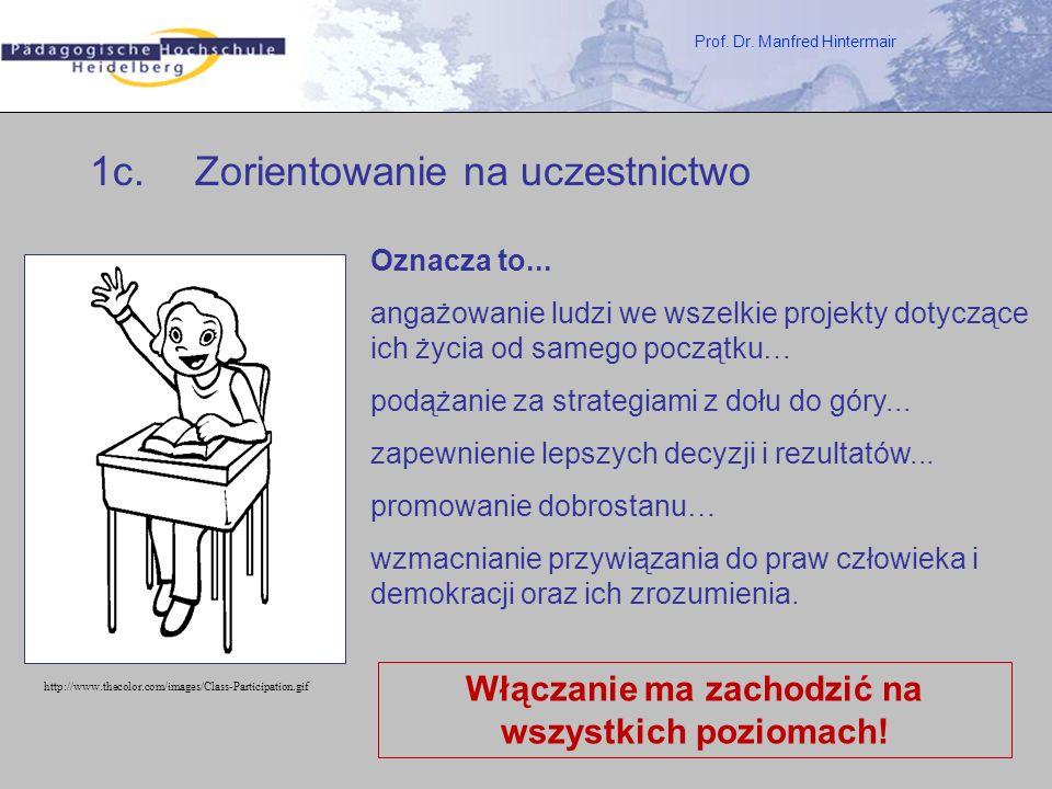 Prof.Dr. Manfred Hintermair Artykuł 12 – Równość wobec prawa 1.