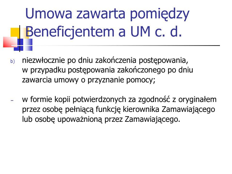 Wykaz dokumentów składanych do WZ PROW 1.
