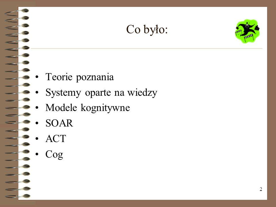 13 DT - przykład Klasy: {rakowe, zdrowe} Cechy: ciało komórki: {cienie, paski} jądra: {1, 2}; ogonki: {1, 2} Klasy: {rakowe, zdrowe} Cechy: ciało komórki: {cienie, paski} jądra: {1, 2}; ogonki: {1, 2} rak zdrowy