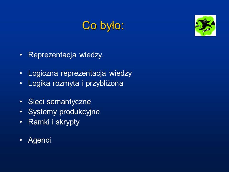 Co będzie Czym się zajmuje NLP Języki formalne i ich gramatyki Rozpoznawanie mowy Przykłady programów Tłumaczenie maszynowe