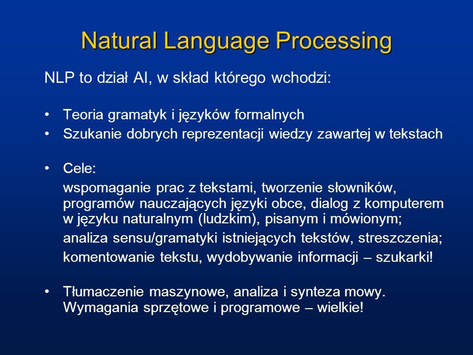 Podstawowe pojęcia Nauczyć się języka nie jest łatwo ludziom i maszynom.