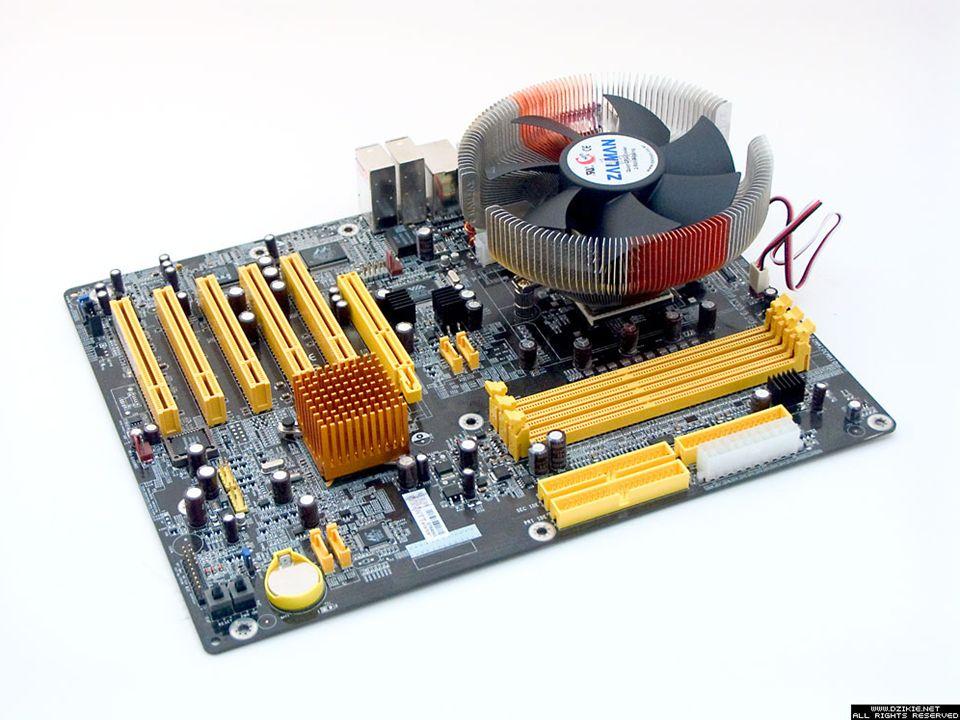 mikroATX (µATX) jest zmodyfikowaną wersją standardu ATX.