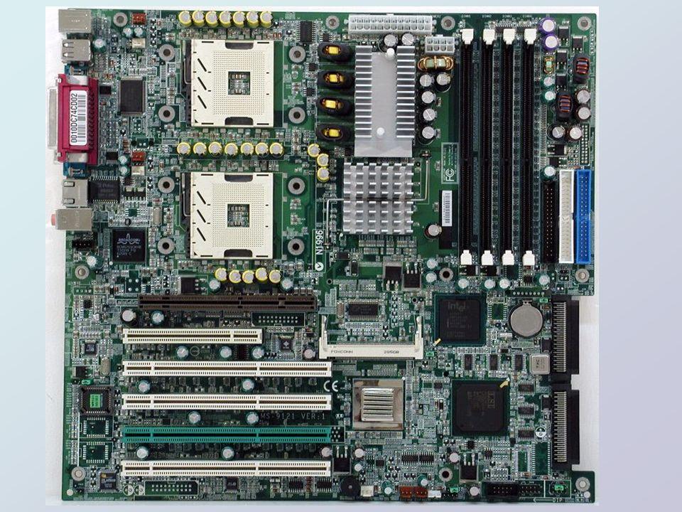 Najpopularniejsi producenci płyt głównych: Intel Abit Gigabyte MSI Asus ECS Asrock