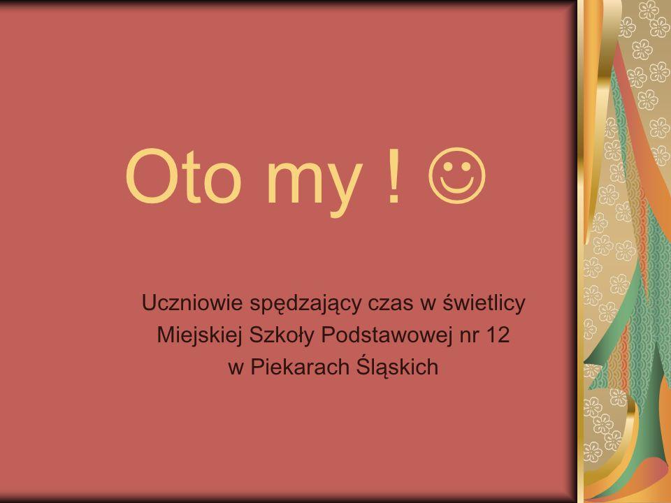 Magdalena Pełka Lubię lekcje plastyki.Chętnie gram w szachy i czytam książki, np.