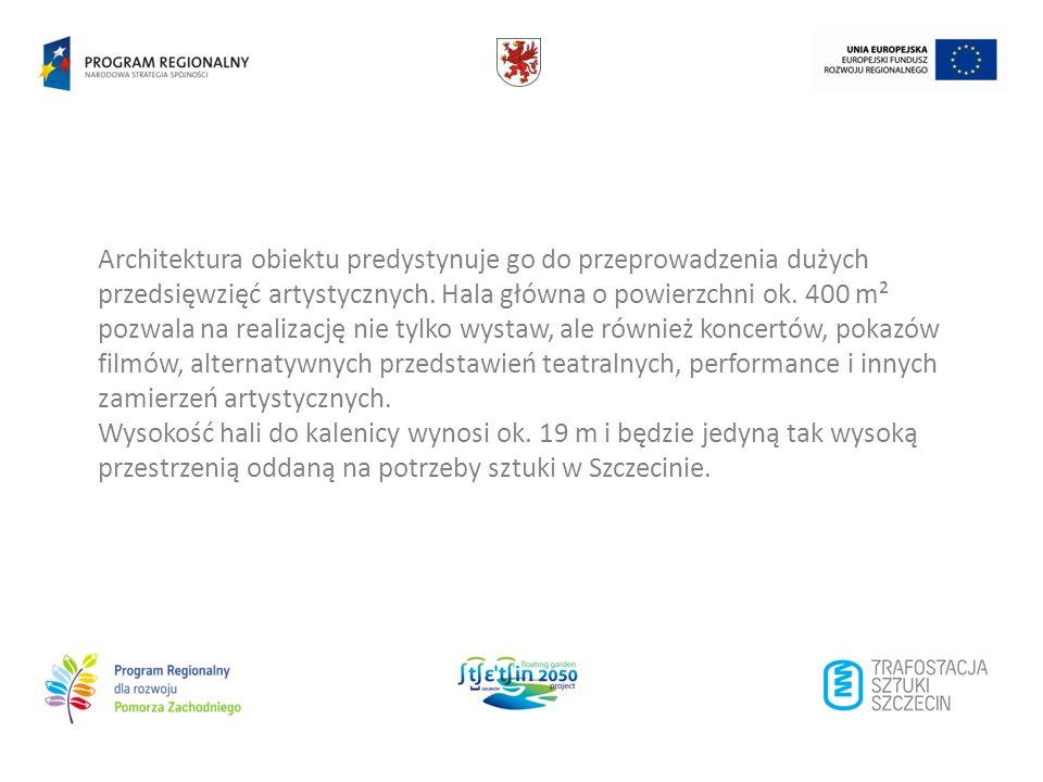 C ELE KRÓTKO I ŚREDNIOTERMINOWE przygotowanie i wdrożenie programu rezydencjalnego, również poprzez nawiązanie współpracy z innymi instytucjami europejskimi prowadzącymi pobyty rezydencjalne; opracowanie i wdrożenie nowatorskiego programu edukacyjnego; współpraca na rzecz rozwoju Kolekcji Regionalnej ZSW wraz z Zachętą Sztuki Współczesnej, Muzeum Narodowym w Szczecinie i Filharmonią Szczecińską;