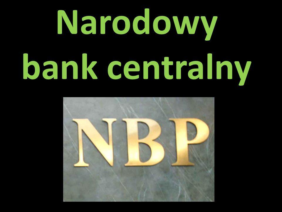 Narodowy bank centralny