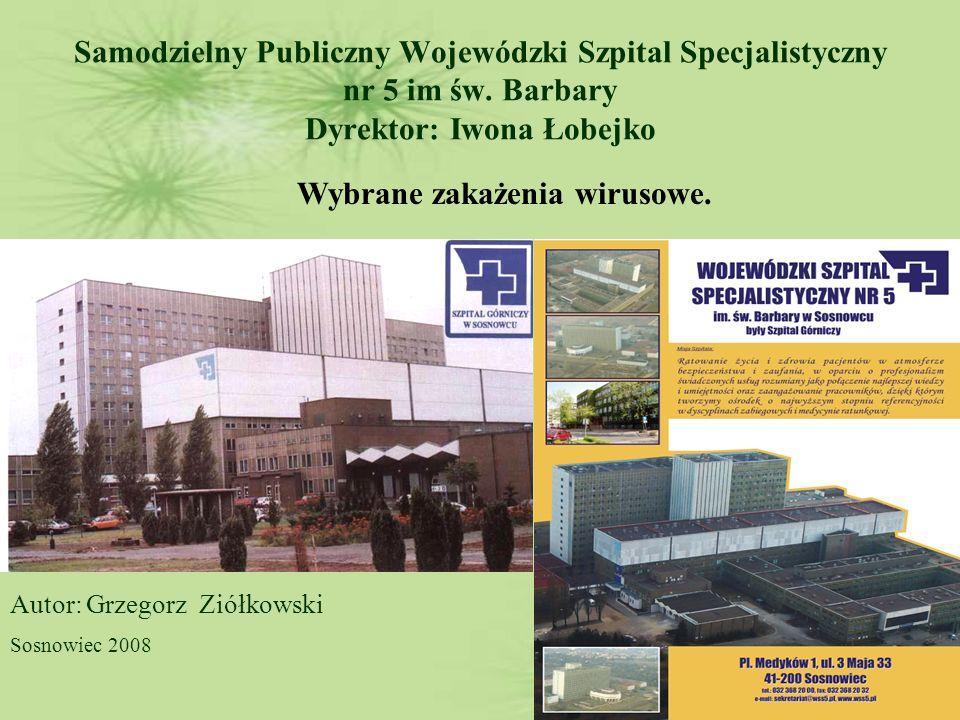 Samodzielny Publiczny Wojewódzki Szpital Specjalistyczny nr 5 im św.